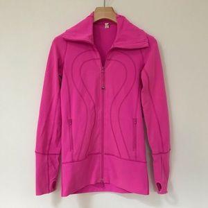 Lululemon Pink Jacket, Size 6 / 2 US